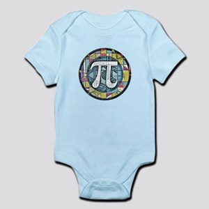 Pi Symbol 3 Infant Bodysuit