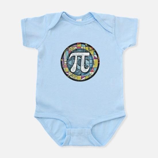Pi Symbol 3 Infant Bodysuit