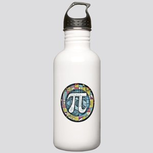 Pi Symbol 3 Stainless Water Bottle 1.0L