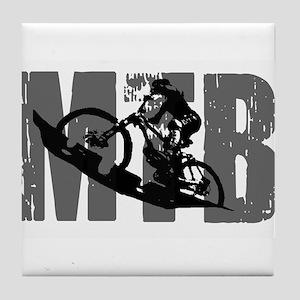MTB WGB Tile Coaster