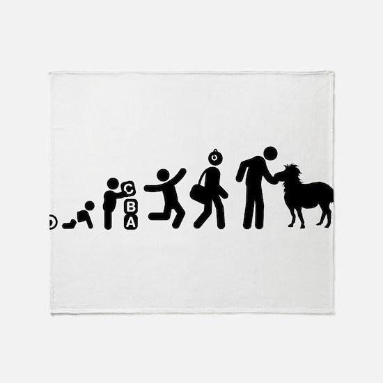 Pony Lover Throw Blanket