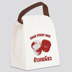 Isaan Sticky Rice Canvas Lunch Bag