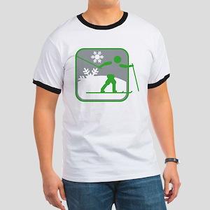 skilanglauf symbol T-Shirt