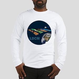 LANDSAT: LDCM Long Sleeve T-Shirt