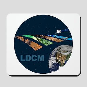 LANDSAT: LDCM Mousepad