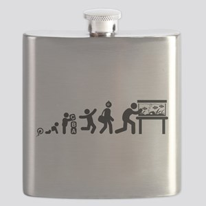 Fish Lover Flask