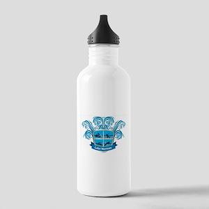 Lake Norman Splash Logo - LKN Water Bottle