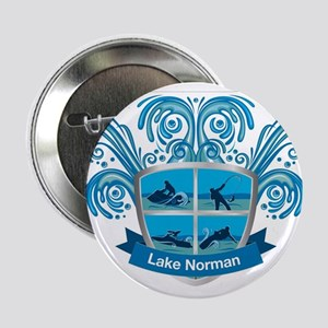 "Lake Norman Splash Logo - LKN 2.25"" Button"