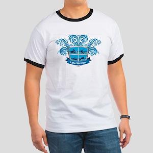 Lake Norman Splash Logo - LKN T-Shirt