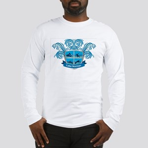 Lake Norman Splash Logo - LKN Long Sleeve T-Shirt