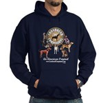 Logo + hounds Hoodie