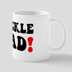 KNUCKLE HEAD! Small Mug