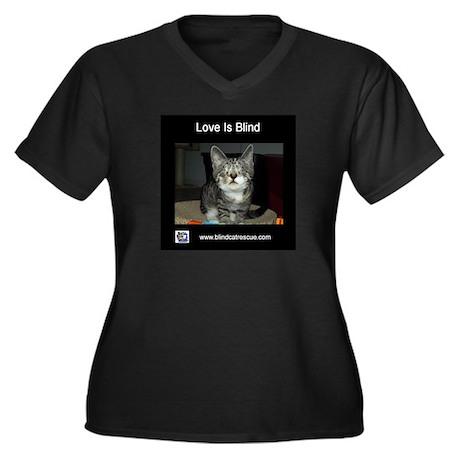 Pixie - Love is blind Plus Size T-Shirt