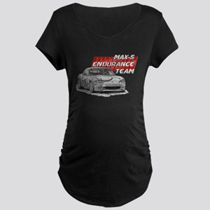 MAX-5 Enduro Team Maternity Dark T-Shirt