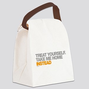 Treat Yourself Take Me Home Instead Canvas Lunch B
