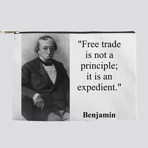 Free Trade Is Not A Priciple - Disraeli Makeup Pou