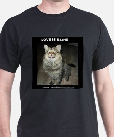 Snicker - Love Is Blind T-Shirt