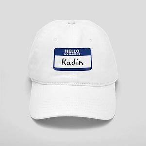 Hello: Kadin Cap