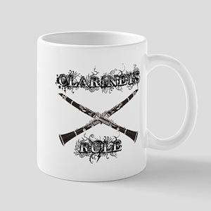 Clarinets Rule Mug