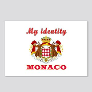 My Identity Monaco Postcards (Package of 8)