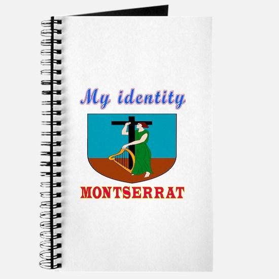 My Identity Montserrat Journal