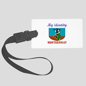 My Identity Montserrat Large Luggage Tag