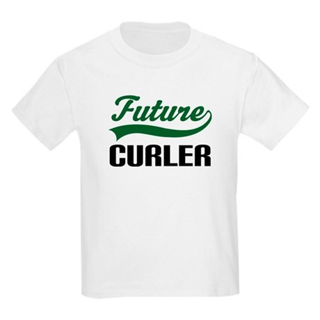 Future Curler Kids Light T-Shirt