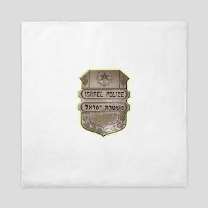 Israel Police Queen Duvet