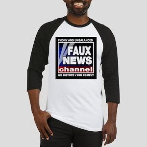 FAUXNews42 Baseball Jersey