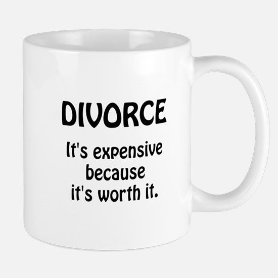Divorce Worth It Mug