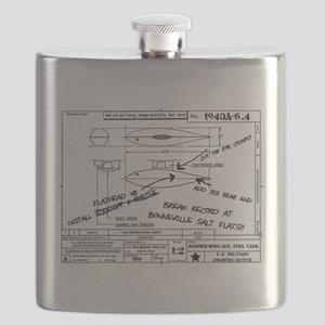 Recipe for Excitement-4 Flask