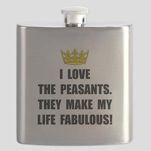Peasants Fabulous Flask
