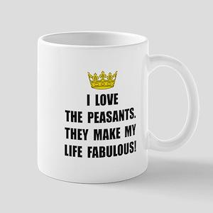 Peasants Fabulous Mug