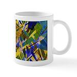 The City I Abstract Mug