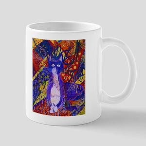 Arriving, the Power of Love Mug