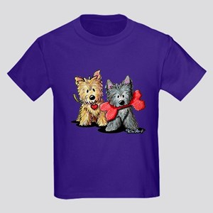 Cairn Duo Kids Dark T-Shirt