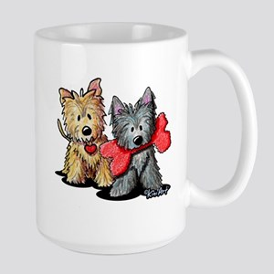 Cairn Duo Large Mug