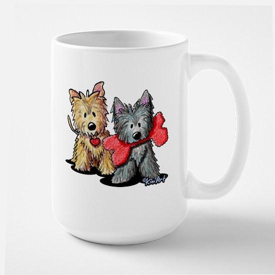Cairn Duo Large Mug