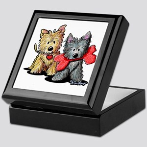 Cairn Duo Keepsake Box