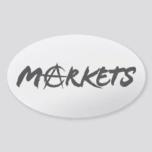 Markets Sticker