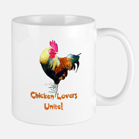 Chicken Lovers Mug