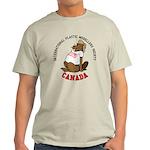 Sweating Beaver Light T-Shirt