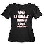 wtf1 Plus Size T-Shirt