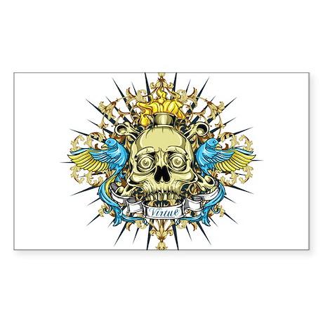 Virtue Sticker