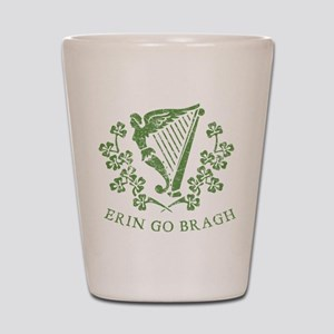 Erin Go Braugh Shot Glass