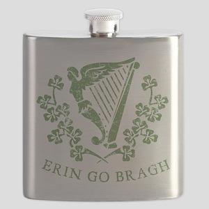 Erin Go Braugh Flask