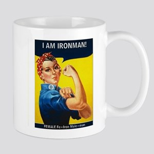 Rosie is Ironman Mug