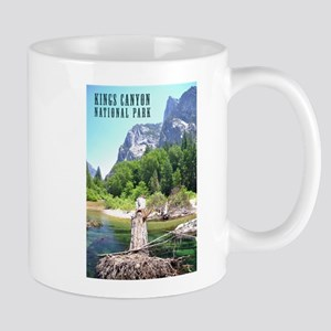Kings Canyon National Park Tall Mug