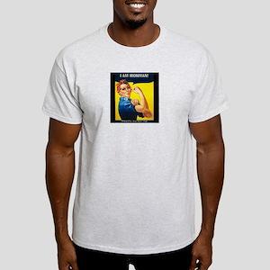 Rosie Ironman Blackground T-Shirt