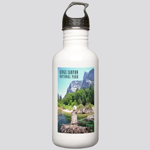 Kings Canyon National Park Tall Water Bottle